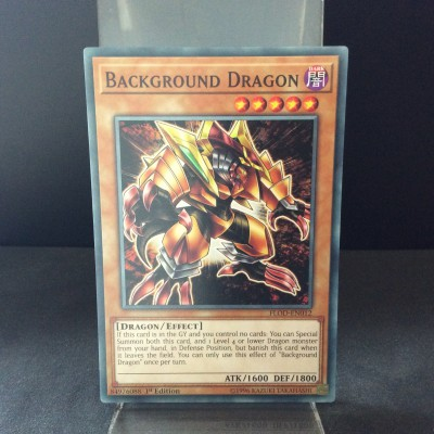 Background Dragon