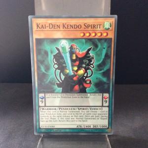 Kai-Den Kendo Spirit