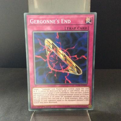 Gergonne's End