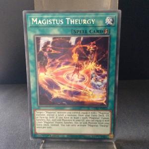 Magistus Theurgy