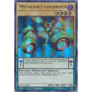 Metalfoes Goldriver