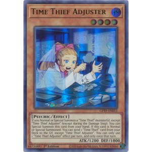 Time Thief Adjuster