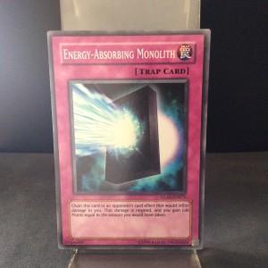 Energy-Absorbing Monolith