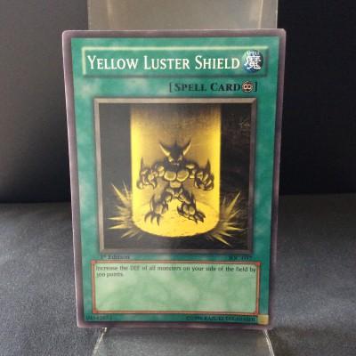 Yellow Luster Shield