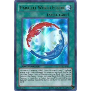 Parallel World Fusion