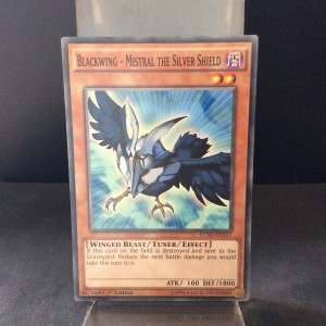 Blackwing - Mistral the Silver Shield