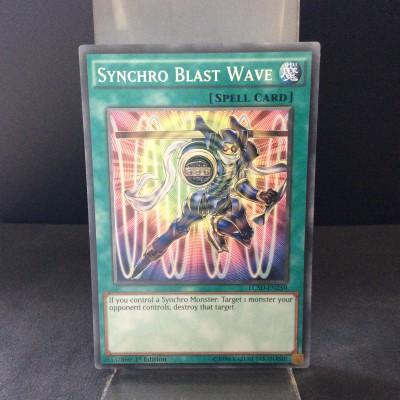 Synchro Blast Wave