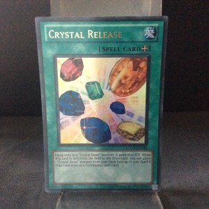 Crystal Release