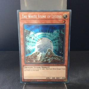 The White Stone of Legend