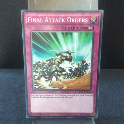 Final Attack Orders
