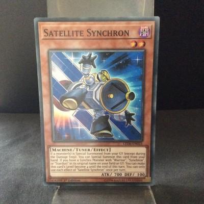 Satellite Synchron
