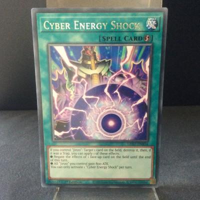 Cyber Energy Shock