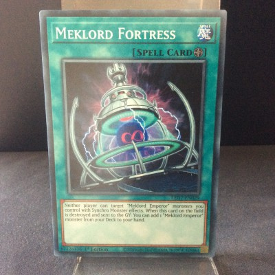 Meklord Fortress