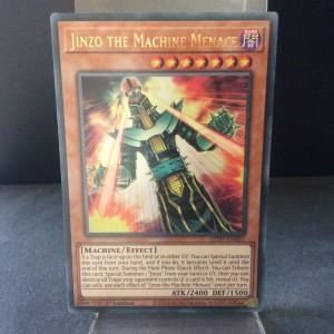 Jinzo the Machine Menace