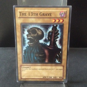 The 13th Grave
