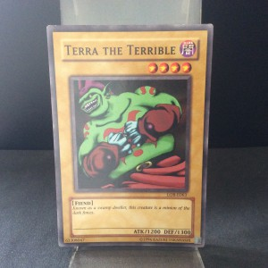 Terra the Terrible