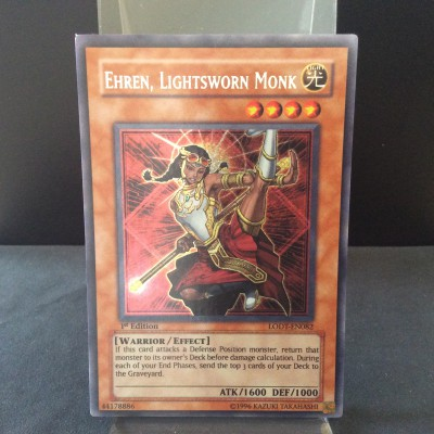 Ehren, Lightsworn Monk