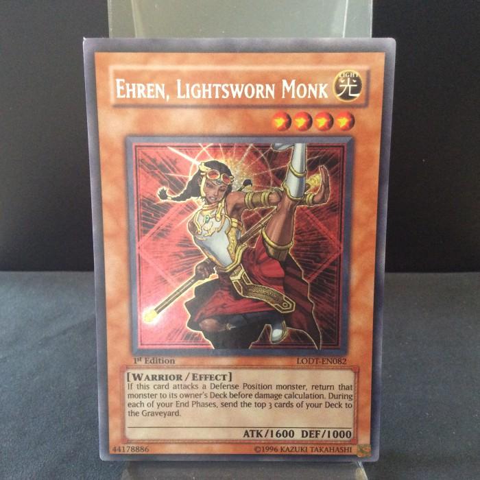 Ehren, Lightsworn Monk