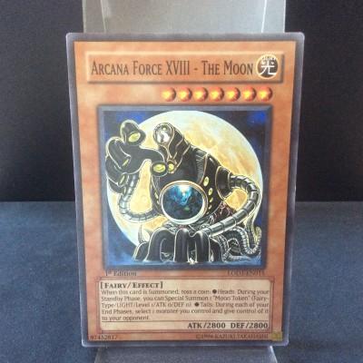 Arcana Force XVIII- The Moon