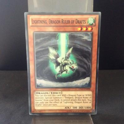 Lightning, Dragon Ruler of Drafts