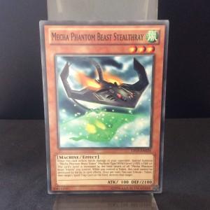 Mecha Phantom Beast Stealthray
