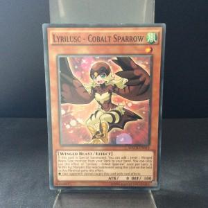 Lyrilusc - Cobalt Sparrow