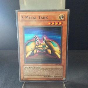 Z-Metal Tank