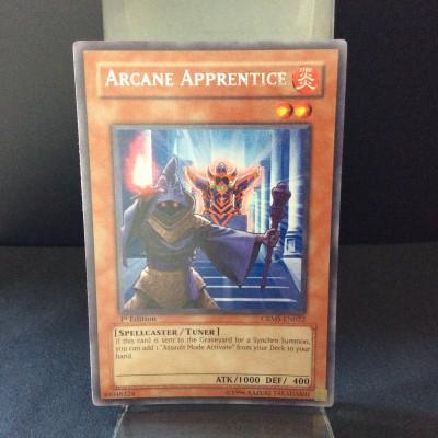 Arcane Apprentice