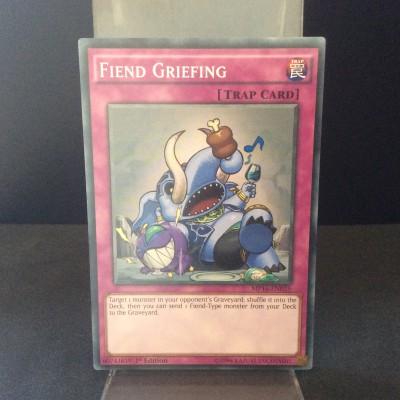 Fiend Griefing