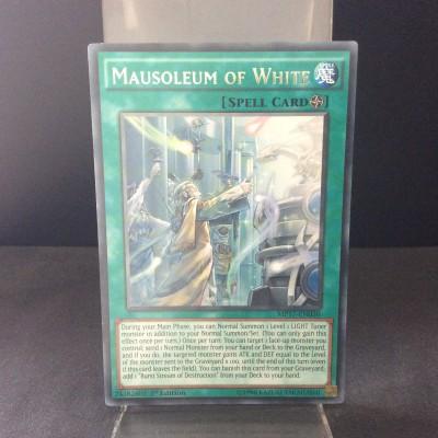 Mausoleum of White