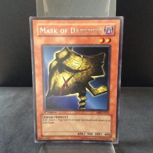 Mask of Darkness