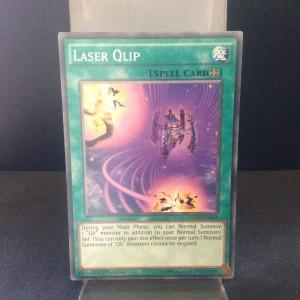 Laser Qlip