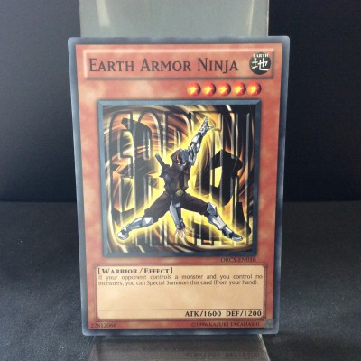 Earth Armor Ninja