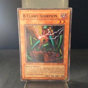 8-claws Scorpion
