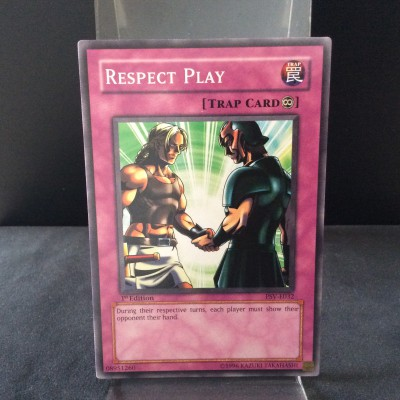Respect Play