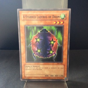 4-Starred Ladybug of Doom