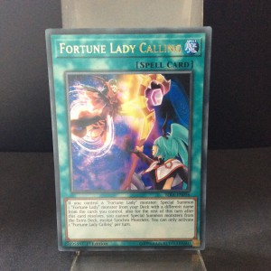 Fortune Lady Calling