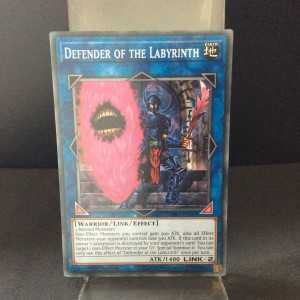 Defender of the Labyrinth