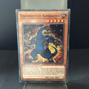 Dinowrestler Rambrachio