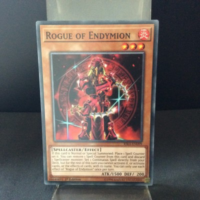 Rogue of Endymion