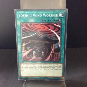 Yosenju Wind Worship
