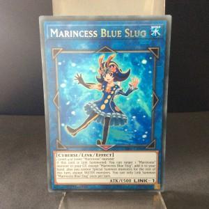 Marincess Blue Slug