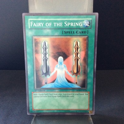Fairy of the Spring