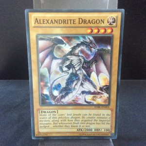 Alexandrite Dragon
