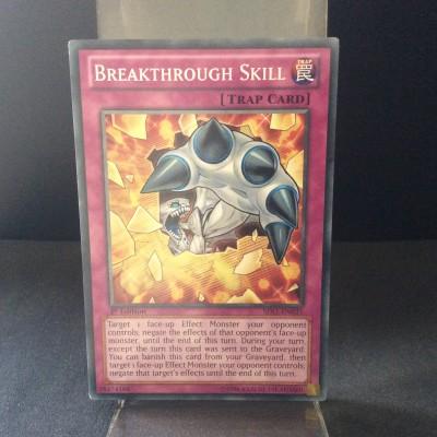 Breakthrough Skill