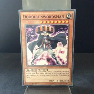 Dododo Swordsman