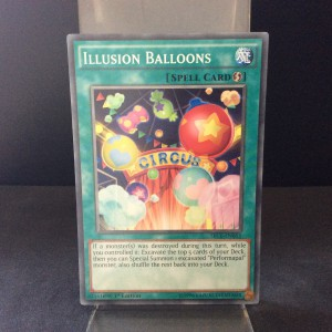 Illusion Balloons