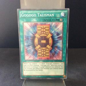 Gogogo Talisman