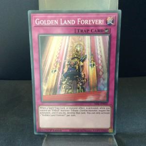 Golden Land Forever!