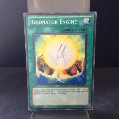 Resonator Engine